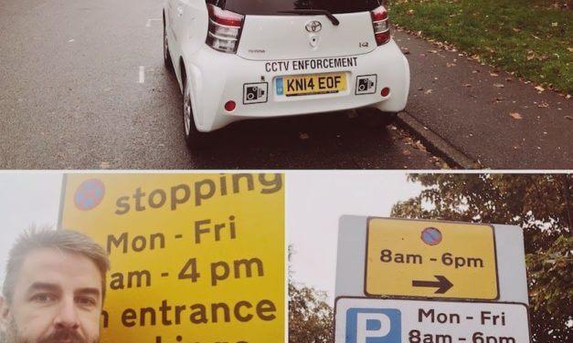 CCTV School Parking Enforcement Trial Update
