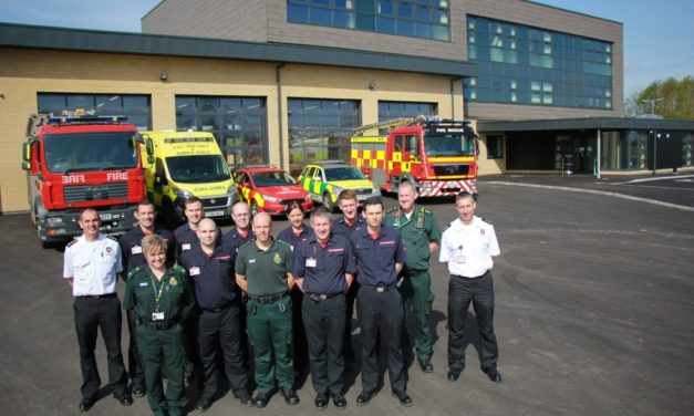 Caroline Johnson MP to open new Sleaford Fire and Ambulance building