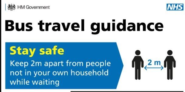 Using public transport? stay safe
