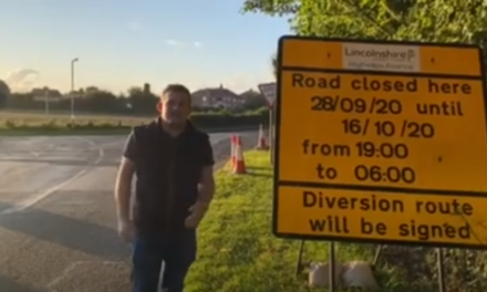 Carriageway replacement and resurfacing of the A607 – Cllr Alexander Maughan