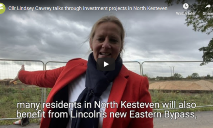 County council continues to invest in North Kesteven