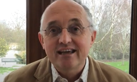 Andrew Key selected as the Conservative candidate for HECKINGTON