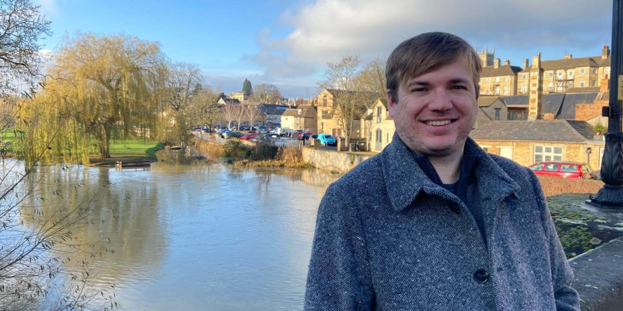 Owen Pugh – passionate about preserving stamford