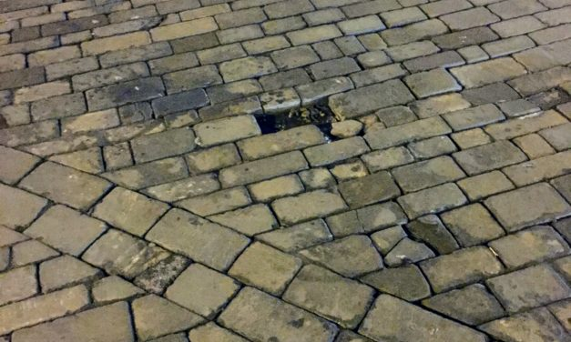Plans to repair and protect stones of Stamford's Red Lion Square